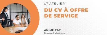 Du CV à Offre de Service