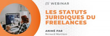 WEBINAR : Les statuts juridiques du Freelance